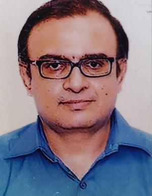 Prof Nandip vaidya
